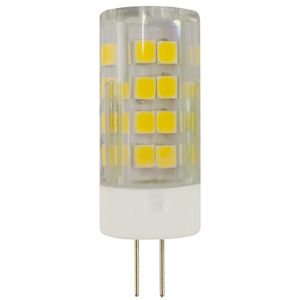 Купить Лампа светодиодная Эра LED smd JC-3, 5w-220V-corn, ceramics капсула холодный-бе, ЭРА (Энергия света)