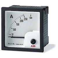 Купить Амперметр перем.тока трансф. вкл. без шкалы AMT1-A5/72 ABB