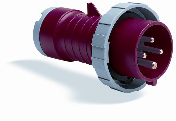 Купить Вилка силовая переносная 3P+E 16A IP67 ABB