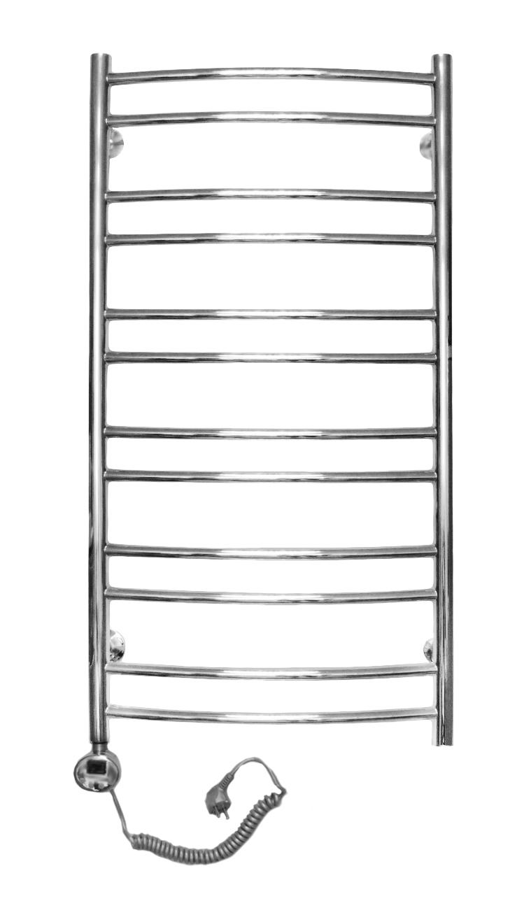 Купить Полотенцесушитель Terminus Калипсо П12 500*1000 EL электрический, Domoterm, Россия