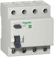 Купить Устройство защитного отключения 4-пол. 25А 30мА тип AС 4.5кА Easy9 Schneider Ele, Schneider Electric