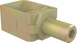 Купить Выводы силовые для стационарного выключателя FC Cu XT4 ABB (3 шт)