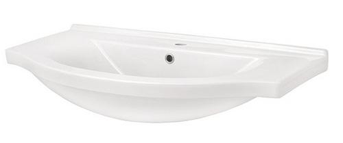 Умывальник мебельный Santek Эльбрус 90 см 1WH110790 белый