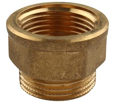 Купить Переходник НВ 1х1 для стальных труб резьбовой TIEMME 1500272(1551G000606), Италия