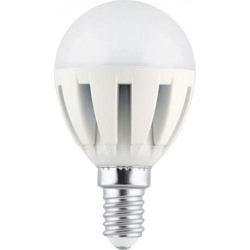 Купить Лампа светодиодная Camelion LED5.5-G45/830/E14 5.5Вт 230В Е14 теплый-белый матов