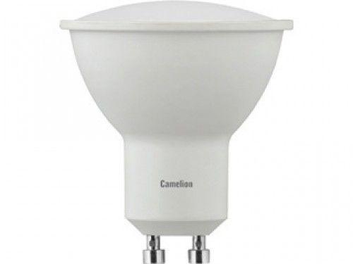 Купить Лампа светодиодная Camelion LED7-GU10/830/GU10 7Вт 230В теплый-белый