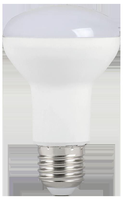 Купить Лампа светодиодная IEK ECO LLE-R63-8-230-40-E27 8Вт 230В холодный-белый, IEK (ИЭК)