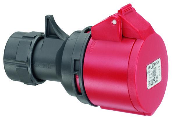 Купить Розетка силовая переносная 3P+E 32A IP44 ABL SURSUM