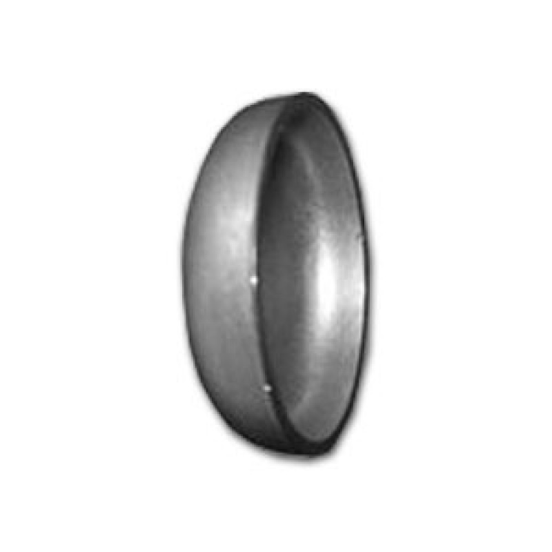 Заглушка стальная эллиптическая 45х2,5 Белоруссия