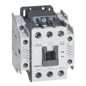 Купить Контактор CTX3 3P 32A 2НО2НЗ 230V AC LEGRAND, Франция