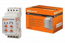 Купить Реле контроля 3-фазного напряжения РН 04-3х400/230В TDM, TDM ELECTRIC