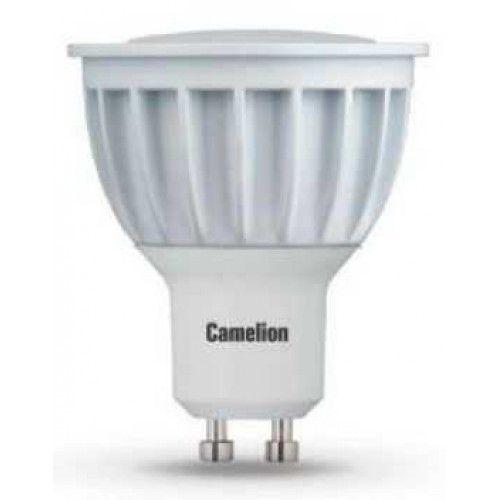 Купить Лампа светодиодная Camelion LED8-GU10/830/GU10 8Вт 230В теплый-белый