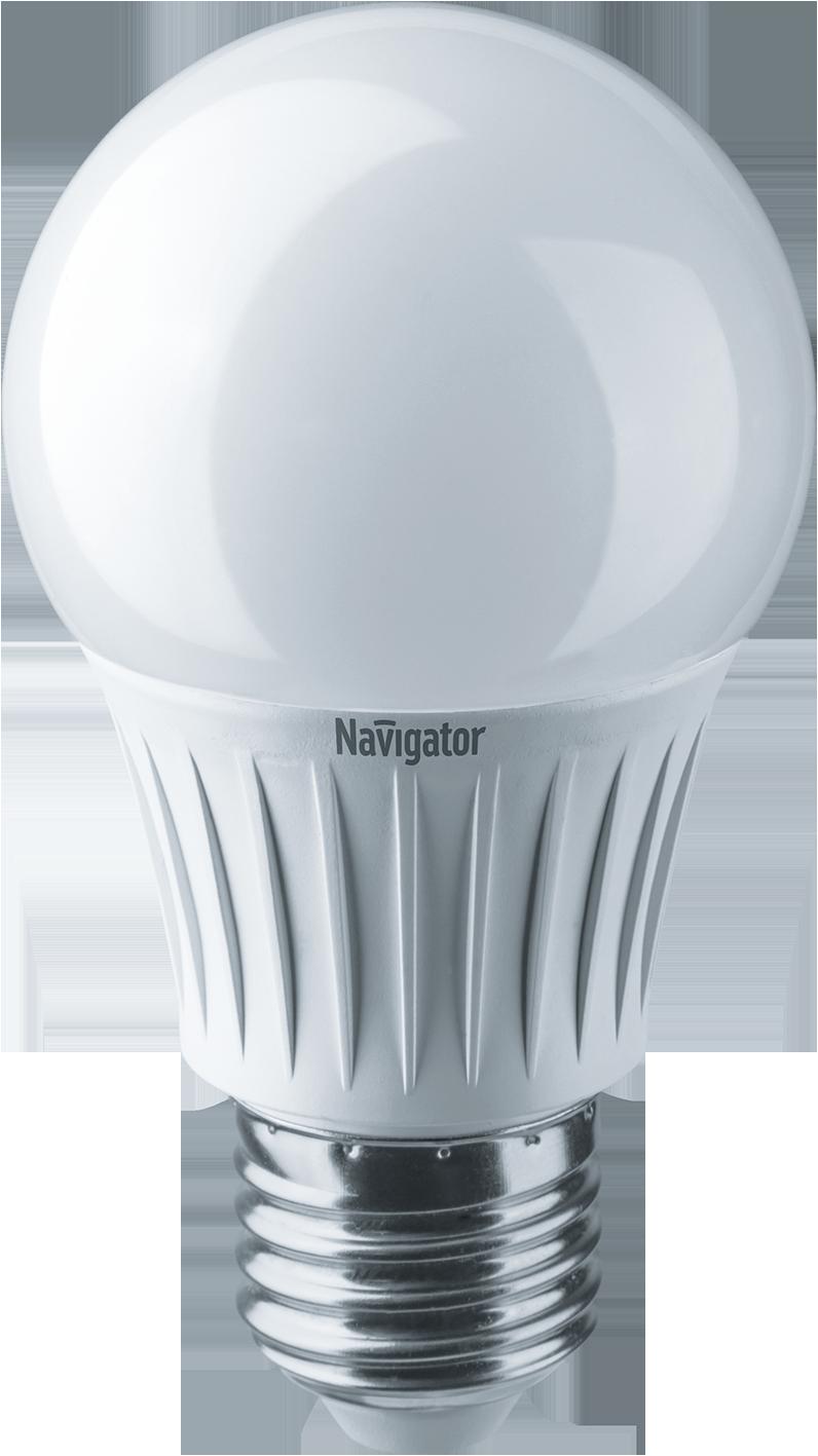 Купить Лампа светодиодная Navigator NLL-A55(A60)-7-230-4K-E27/94386 7Вт 230В холодный-б