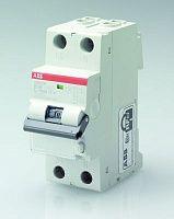 Купить Дифференциальный автомат 1-пол+N 10A с 30mA тип AC 6kA ABB DS201