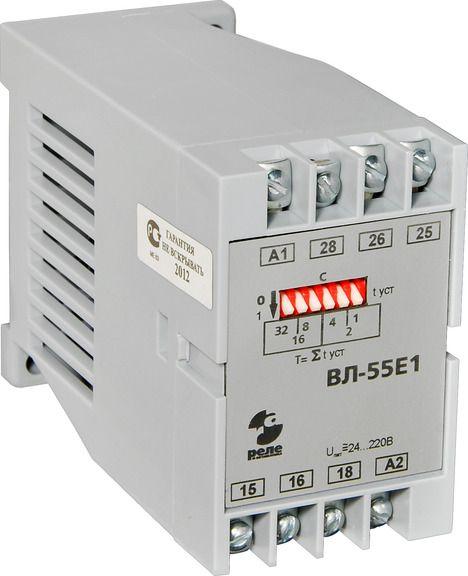 Купить Реле времени CT-ERE (задержка на включение) 220 B AC/24 B AC/DC 0.1-10сек. 1кон, Реле и Автоматика