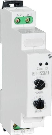 Купить Реле времени ВЛ-155М1, 24...220В переменного и постоянного тока, 8А, Реле и Автоматика