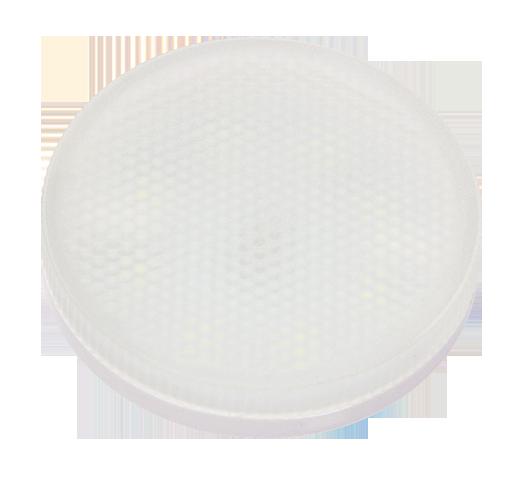 Купить Лампа светодиодная Jazzway PLED-GX53 8w 3000K 640Lm 230/50 теплый-белый