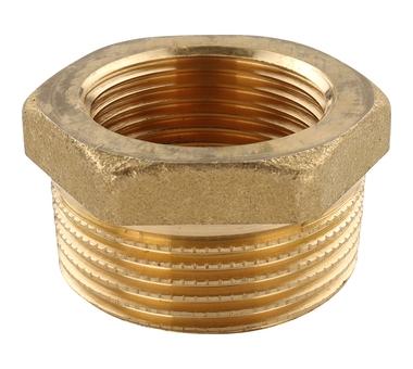 Купить Футорка НВ 1 1/4х1 для стальных труб резьбовой TIEMME 1500028(1581G000706), Италия