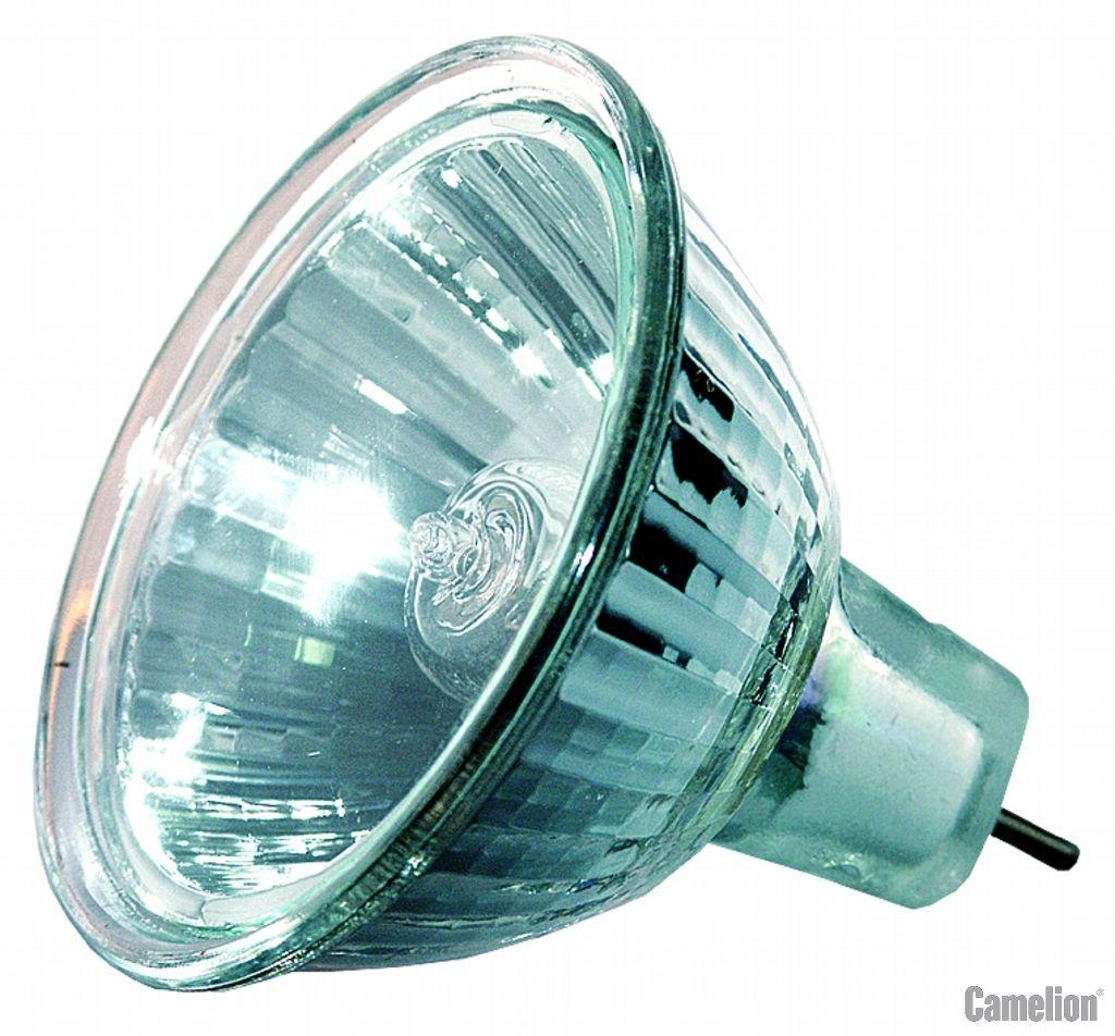 Купить Лампа галогенная Camelion MR16 20 GU5.3 20Вт 12В