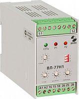 Купить Реле времени ВЛ-77Н1 (многофункциональное, 2-х канальное) 5 диапазонов, 24...220, Реле и Автоматика