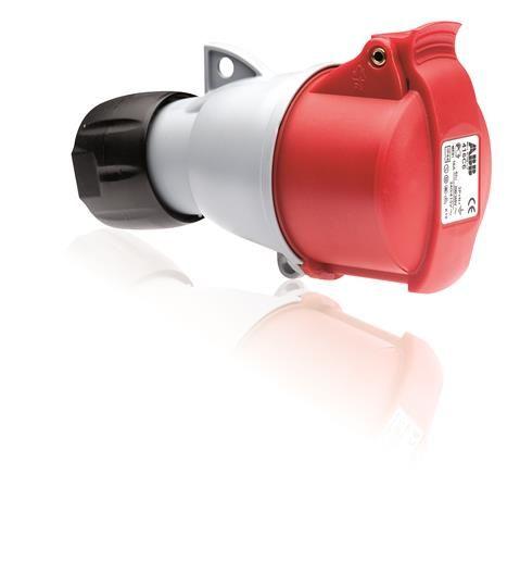 Купить Розетка силовая переносная 3P+N+E 32A IP44 ABB