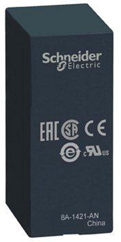 Купить Реле 2 перекл. контакта 8А 220В AC серия RSBРеле промежуточные Schneider Electr, Schneider Electric
