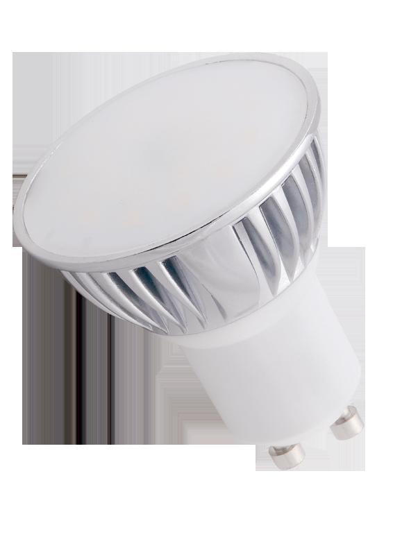 Купить Лампа светодиодная IEK LLP-PAR16-3-230-40-GU10 3Вт 230В холодный-белый, IEK (ИЭК)