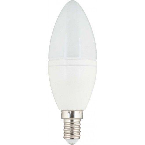 Купить Лампа светодиодная Camelion LED6.5-C35/845/E14 6.5Вт 230В свеча, холодный-белый
