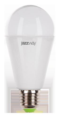 Купить Лампа светодиодная Jazzway PLED- SP A60 15w 3000K E27 230/50 теплый-белый