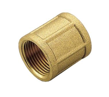 Муфта ВВ 3/4х1/2 для стальных труб резьбовой TIEMME 1500046(1550G000504)