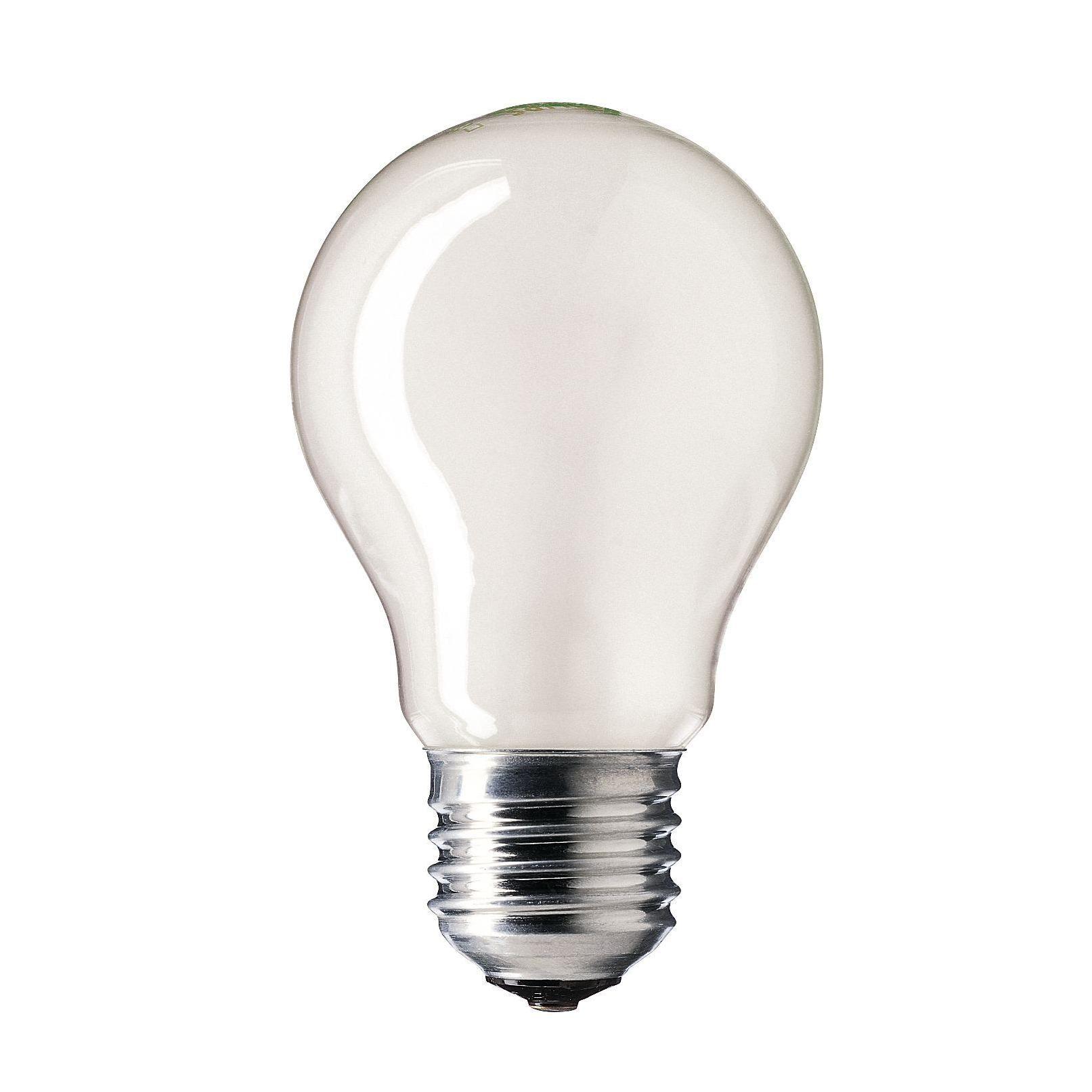 Купить Лампа накаливания Philips Stan 40W E27 230V A55 FR 1CT/12X10F матовая
