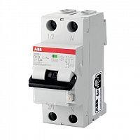 Купить Дифференциальный автомат 1-пол+N 16A с 300mA тип AC 6kA ABB DS201