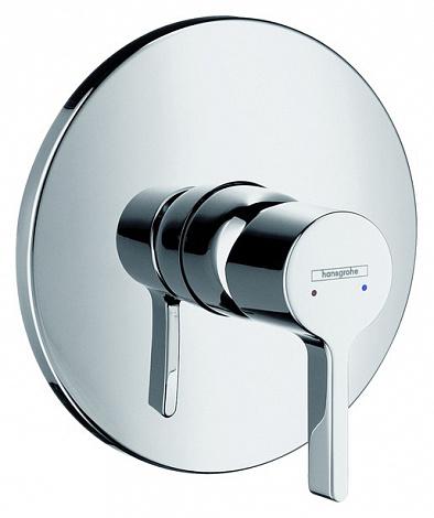 Купить Внеш.часть встр.смесителя для душа хром HANSGROHE 31665000, Германия