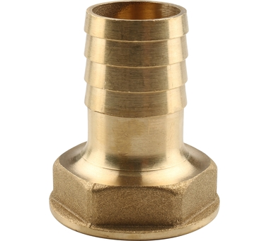 Купить Штуцер Roma с внутренней резьбой для стальных труб резьбовой 25x1 TIEMME 1500289, Италия
