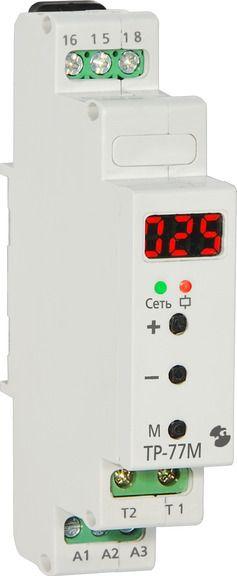 Купить Температурное реле ТР-77М, -40...+125 град.С, без датчика, Реле и Автоматика