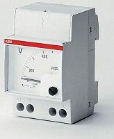 Купить Вольтметр 500В перем. тока, ABB