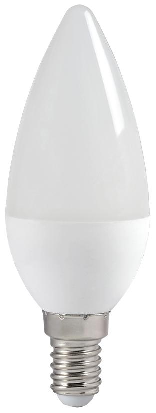 Купить Лампа светодиодная IEK ECO LLE-C35-7-230-40-E14 7Вт 230В свеча холодный-белый, IEK (ИЭК)