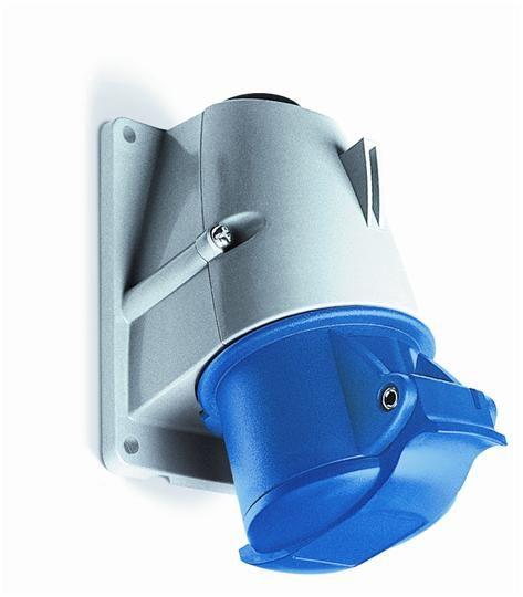 Купить Розетка для монтажа на поверхность 2P+E 16A IP44 ABB силовая стационарная