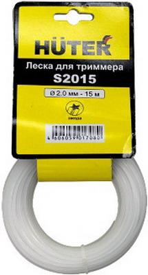 Купить Леска Для Садовых Триммеров Huter S2015 D=2Мм L=15М Для Huter Get-1200Sl (71/1/1