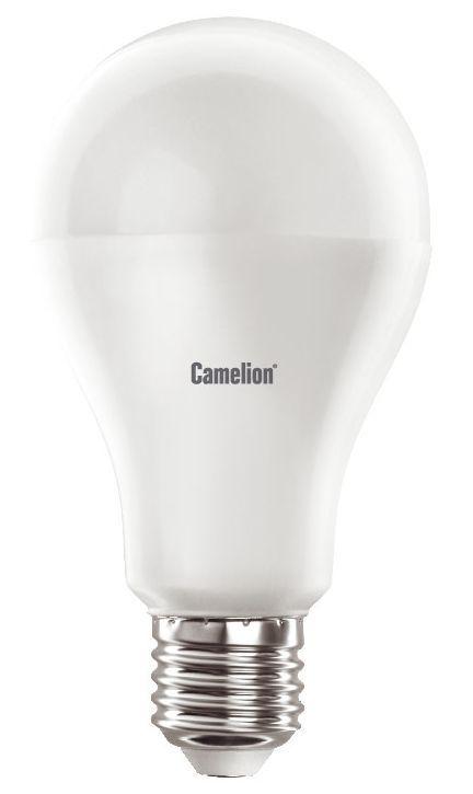 Купить Лампа светодиодная Camelion LED17-A65/830/E27 17Вт 230В теплый-белый