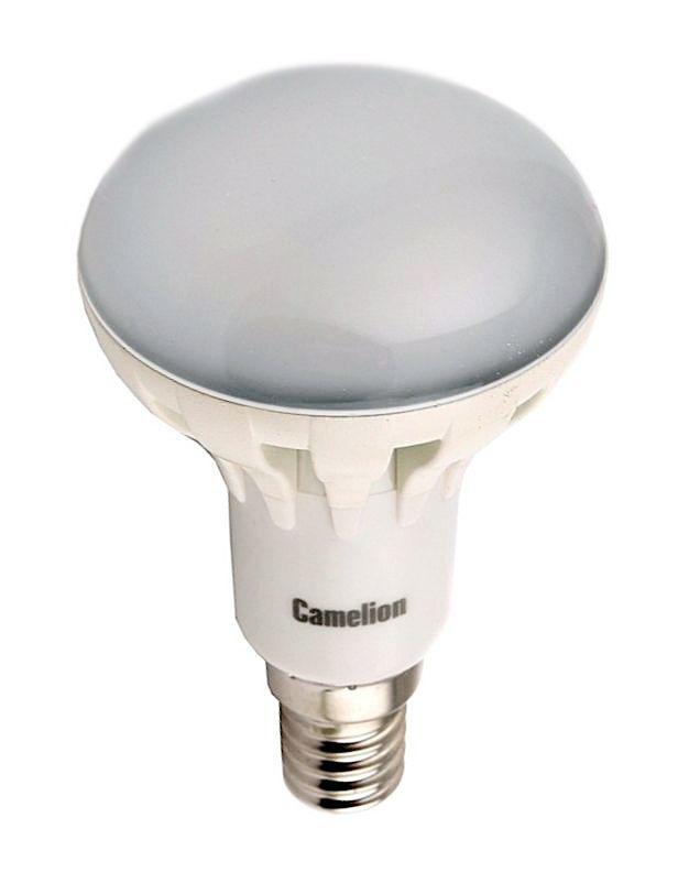 Купить Лампа светодиодная Camelion LED5.5-R50/845/E14 5.5Вт 230В холодный-белый