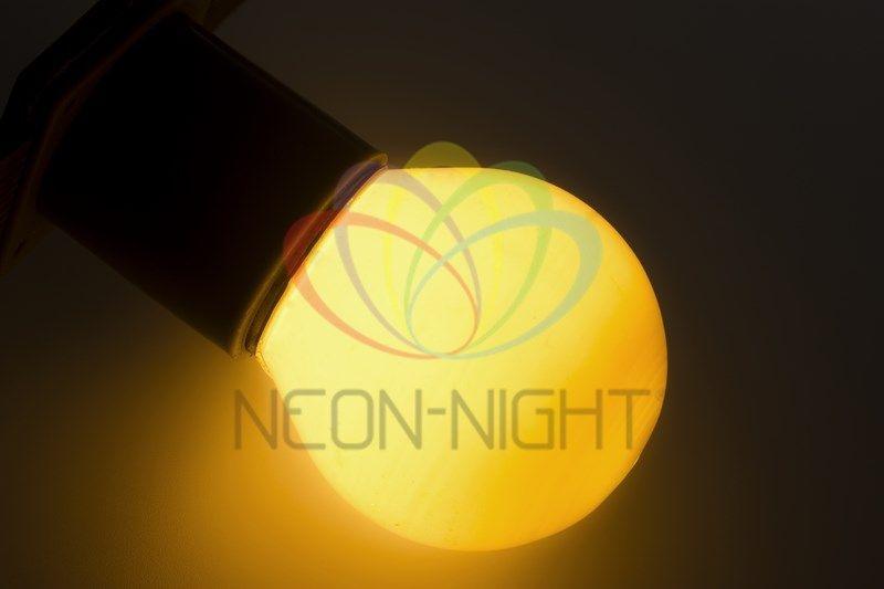 Лампа NEON-NIGHT 401-115 е27 белая для BL 10 Вт  - Купить