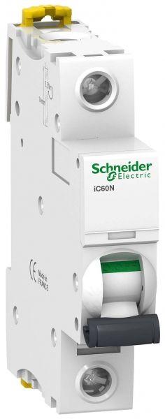 Купить Выключатель автоматический 1-пол. 10A B 6кА iC60N Schneider Electric iC60N, iK60