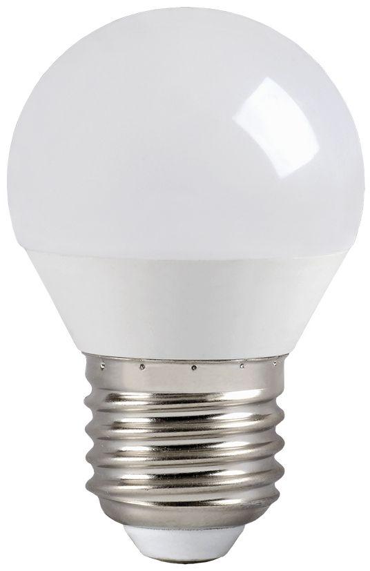Купить Лампа светодиодная IEK ECO LLE-G45-7-230-40-E27 7Вт 230В холодный-белый, матовая, IEK (ИЭК)