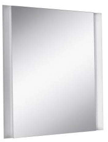 Зеркало Jacob Delafon Reve 80 см EB582-NF с подсветкой и инфракрасным выключател, Франция  - Купить