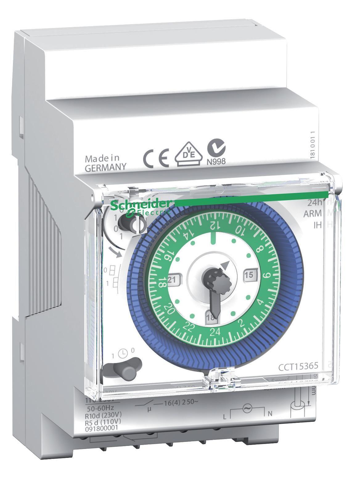 Купить Реле времени Суточное 16А 220В с резервированием Schneider Electric