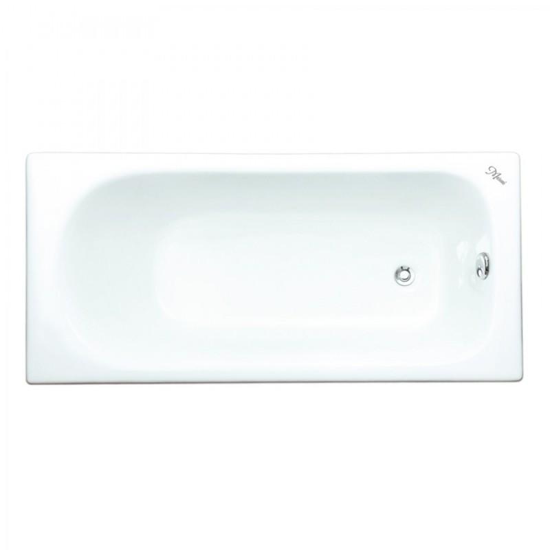 Ванна чугун ORLANDO 1500*700*420 + комплект ножек MARONI