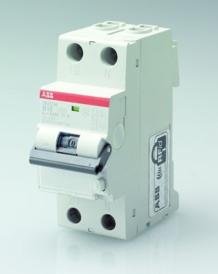 Купить Дифференциальный автомат 1-пол+N 25A с 30mA тип AC 6kA ABB DS201