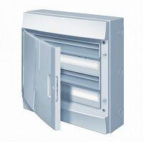 Купить Бокс настенный IP65 36М Mistral непрозрачная дверь (2х18) 430x435x155 ABB