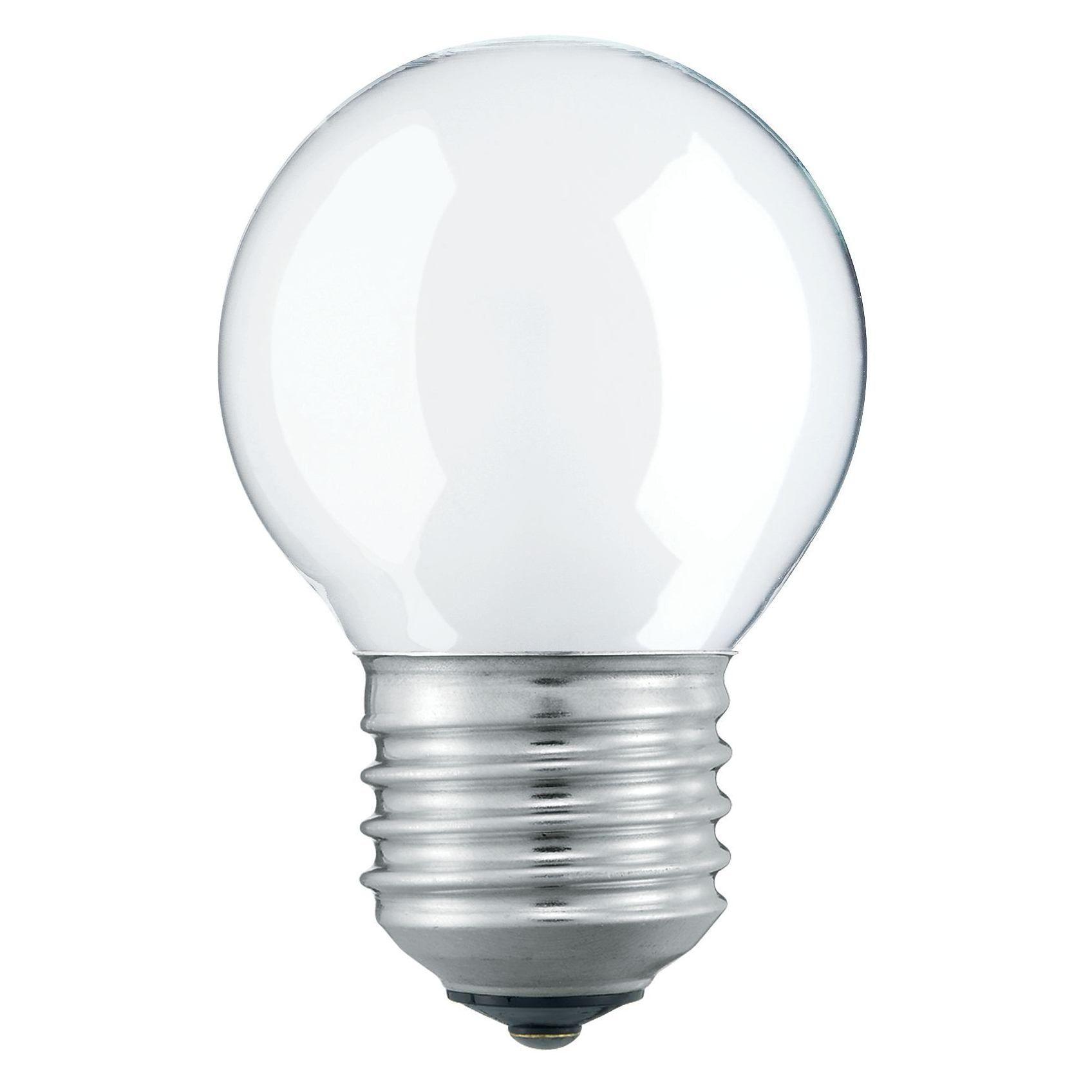 Купить Лампа накаливания Philips Stan 40W E27 230V P45 FR 1CT/10X10F матовая